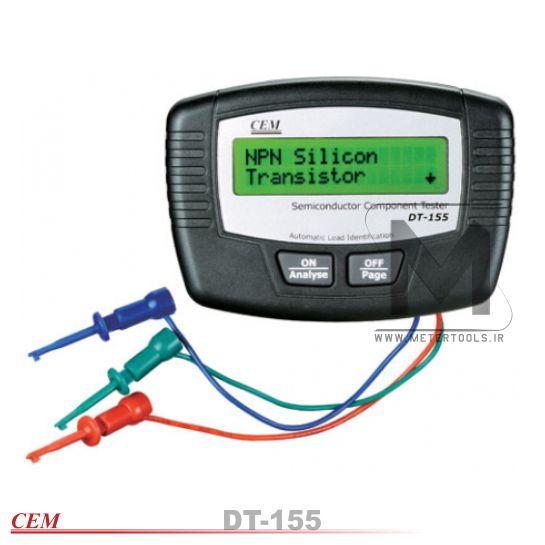 cem DT-155 - آنالایزر هوشمند نیمه رسانا