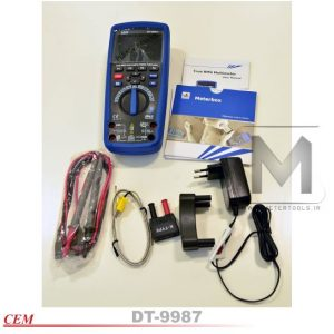 dt-9987 cem - metertools.ir