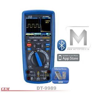 dt-9989 cem - metertools.ir