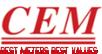 CEM Logo RedWhite