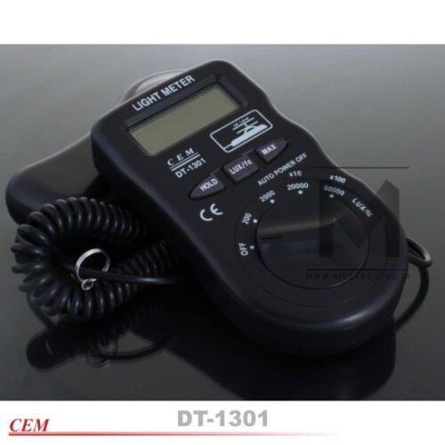نور سنج مدل dt-1301