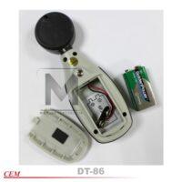 نور سنج کوچک DT-86 - 1