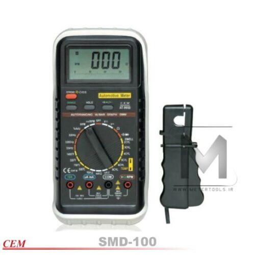 مولتیمتر برق خودرو ac-8 cem
