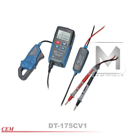 dt-175cv1 دیتالاگر ولتاژ و جریان AC