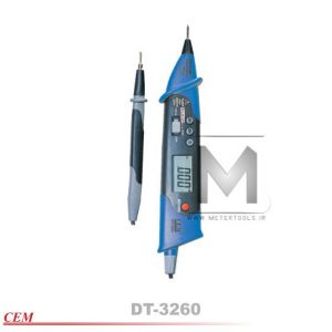 cem-مولتی متر دیجیتال مدادی-dt-3260-I