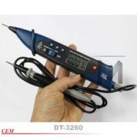 cem-مولتی متر دیجیتال مدادی-dt-3260-II