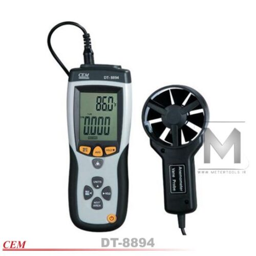 dt-8894 anemometer