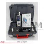 مدل DT-9880 ذره شمار همراه با دوربین دیجیتال