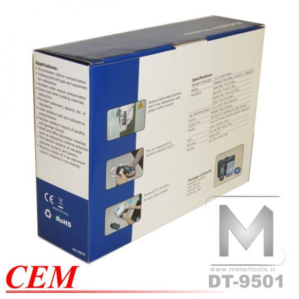 cem dt-9501 metertools.ir