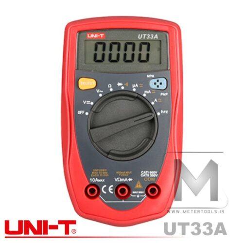 uni-t ut33a