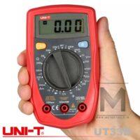 uni-t ut33d مولتی متر یونیي 1