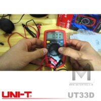 uni-t ut33d مولتی متر یونیي 2