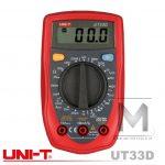 uni-t ut33d مولتی متر یونیي 3