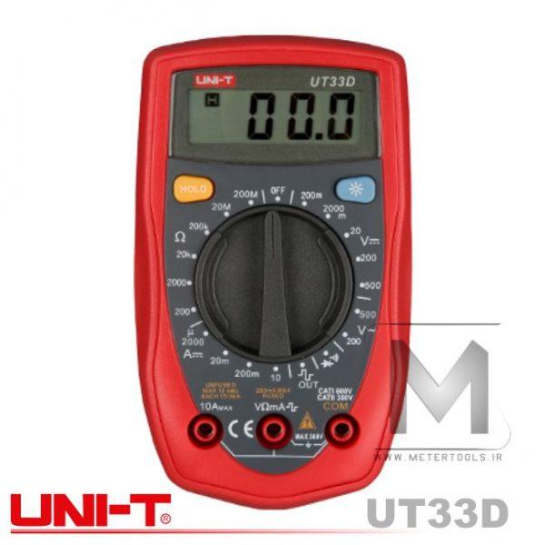 uni-t ut33d