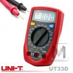 uni-t ut33d مولتی متر یونیي 4