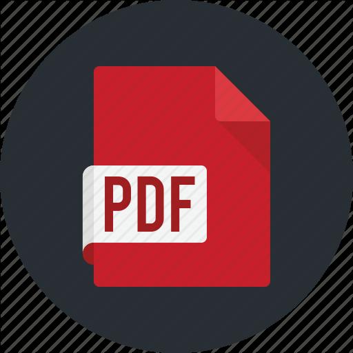 PDF logo Icon